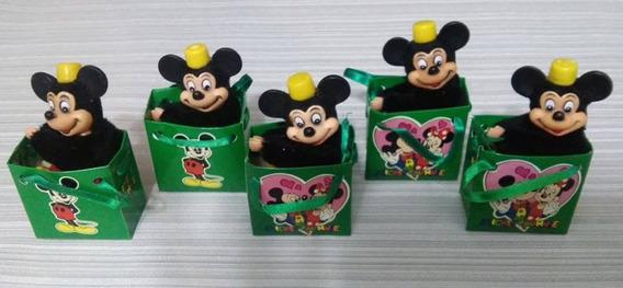 Caixa Com 48 Agarradinhos Mickey