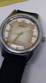Relógio Orient Corca Manual, Maravilhoso.