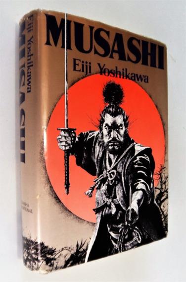 Musashi - Capa Dura Em Inglês - Eiji Yoshikawa