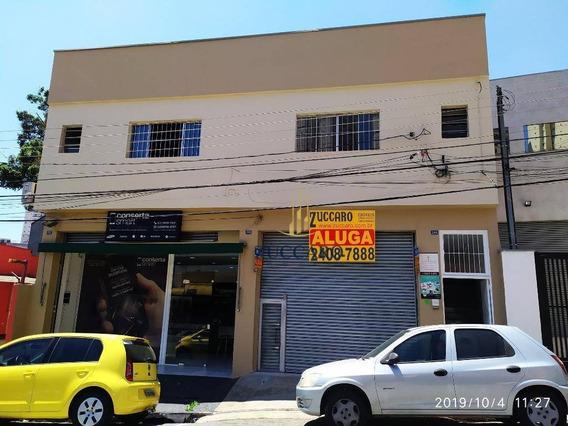 Salão Para Alugar, 86 M² Por R$ 2.800,00/mês - Centro - Guarulhos/sp - Sl0746