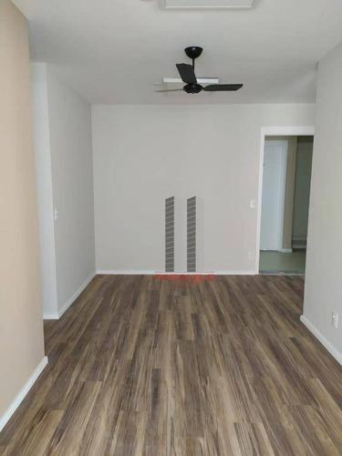 Apartamento Para Alugar, 38 M² Por R$ 1.900,00/mês - Brás - São Paulo/sp - Ap2879