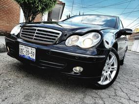 Mercedes-benz Clase C280 Elegance 2006 Autos Puebla