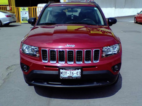 Jeep Compass 2.4 Latitude 4x2 Mt 2015