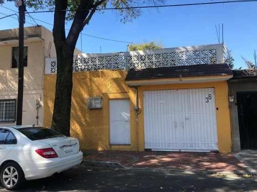 Casa En Torre Blanca (miguel Hidalgo) Cdmx