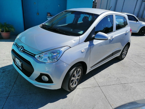 Hyundai Grand I10 1.2 Gls Mt 2015