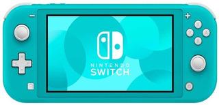 Nintendo Switch Lite Turquesa. Nueva Y Sellada