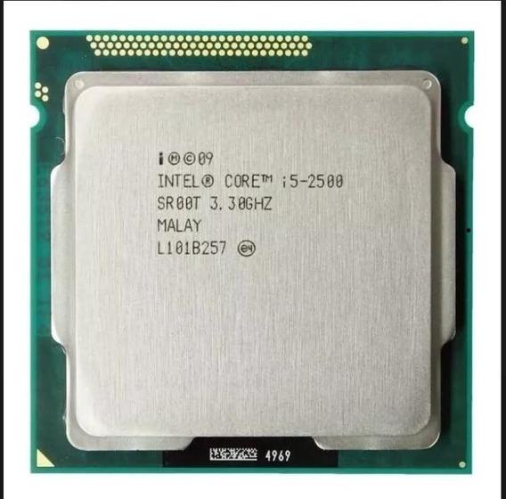 Processador I5-2500 Quad-core 1155 + Pasta Térmica