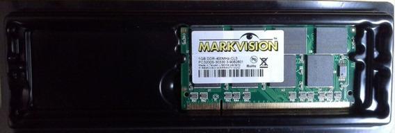 Memoria Ram Markvision 1gb Para Laptops