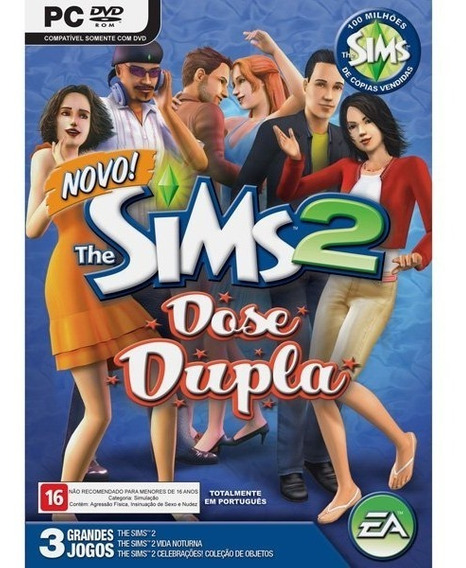 Game Pc The Sims 2 Dose Dupla
