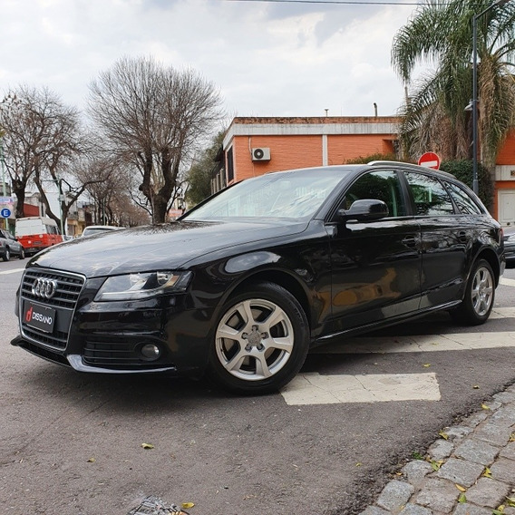 Audi A4 Avant 1.8t Attraccion Mt 2010 Dissano Automotores