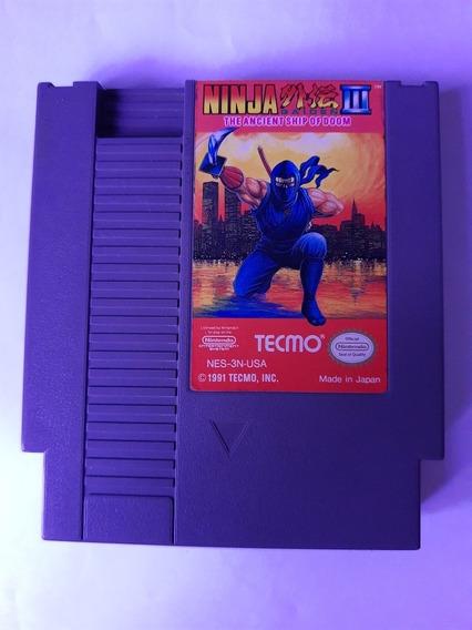 Ninja Gaiden 3 Original Americano Nintendo