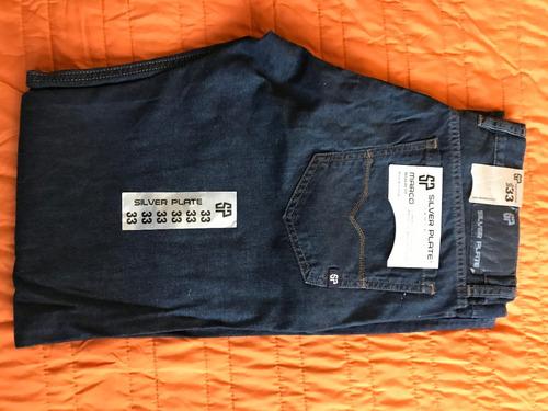Jeans Silver Plate Mercado Libre