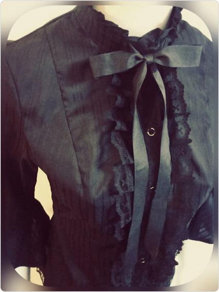 Camisa Gotica Mujer