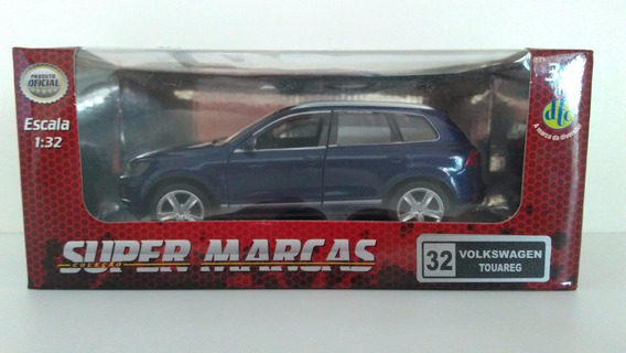 Super Marcas Dtc - Volkswagen Touareg - Escala 1/32
