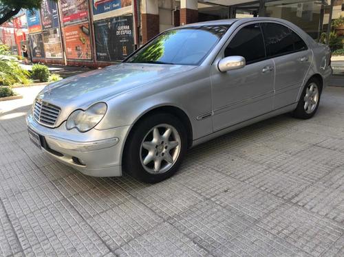 Mercedes-benz Clase C 2.4 C240 Elegance Plus At