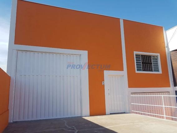 Barracão À Venda Em Loteamento Parque São Martinho - Ba215609