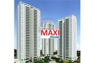 Apartamento 136 M², Jardins Do Brasil Amazônia, Torre Ipê,3 Suítes, 2 Vagas, Centro, Osasco. - Ap0059