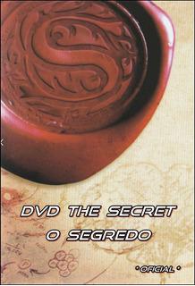 Dvd - The Secret O Filme (o Segredo) Oficial