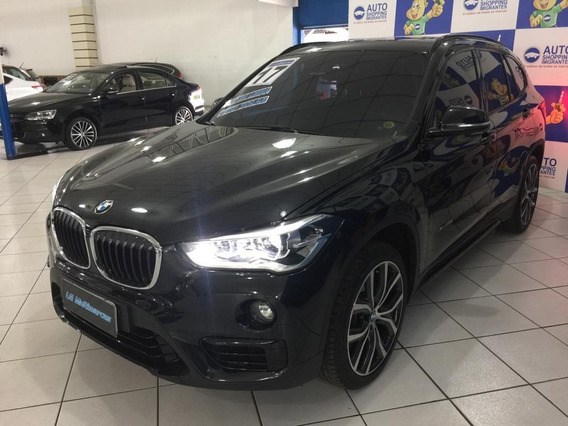 Bmw X1 2.0 Xdrive25i Sport Active Flex 5p 2017