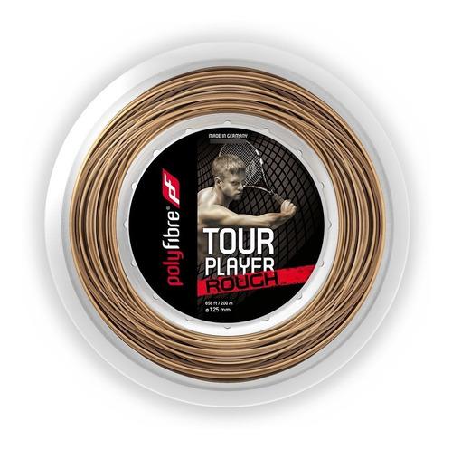 Imagen 1 de 4 de Rollo Cuerda Tenis Polyfibre Tour Player Rough