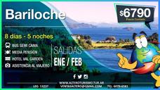 Cataratas - Brasil - Bariloche - Mar Del Plata - Patagonia