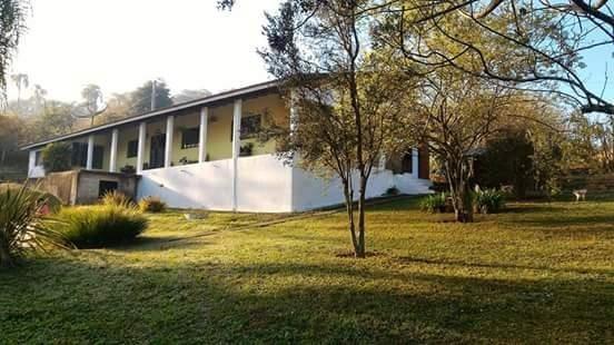 Chácara Com 3 Dormitórios À Venda, 4100 M² Por R$ 420.000,00 - Caucaia Do Alto - Cotia/sp - Ch0004