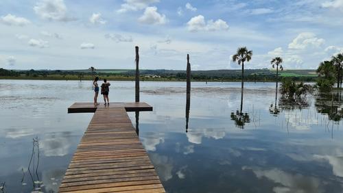 Chácara Na Lagoa Formosa (planaltina - Go) - Excelente