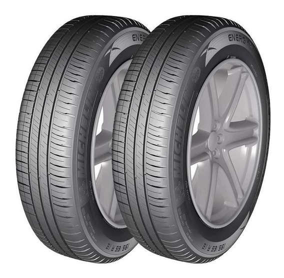 Kit 2 Pneus Michelin Aro14 175/65r14 82h Tl Energy Xm2 + Std