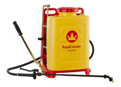 Fumigadora Manual Royal Condor Integra Garantía De Fabrica