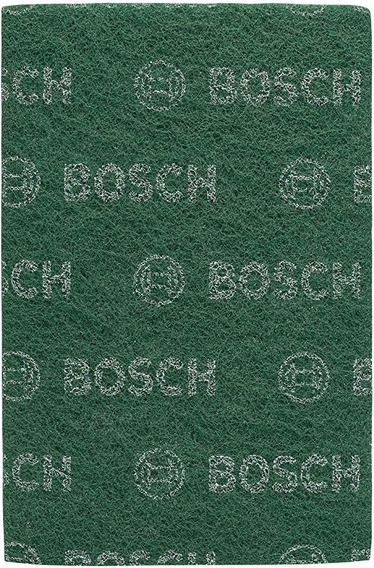 Paño Abrasivo De Limpieza Para Limpieza General Bosch Verde