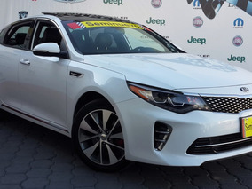 Kia Optima 2.0 L Turbo Gdi Sxl Blanco 2017