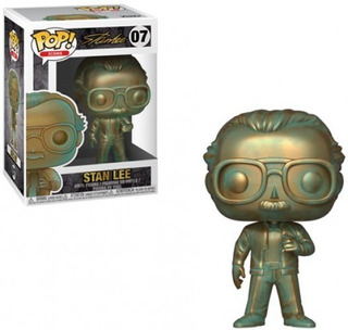 Funko Pop! - Stan Lee (patina) - (40744) (07)