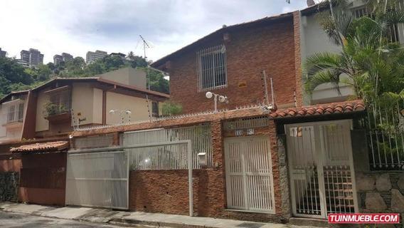 Casa, En Venta, Clnas De Santa Monica, Caracas Mls 18-14144