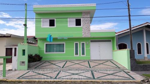 Casa A Venda No Bairro Centro Em Peruíbe - Sp.  - 599-1