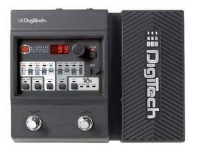 Pedaleira Digitech Element Xp P\ Guitarra Original Lacrado