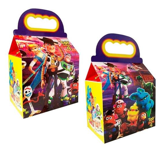 Toy Story Dulceros Caja Dulcera Aguinaldos Bolos Fiest
