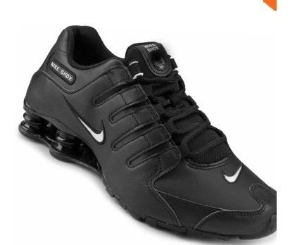 Tenis Nike Shox Entrega E Qualidade