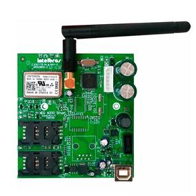 Placa Ethernet Xeg 4000 Smart Amt 4010 Gprs Intelbras Full