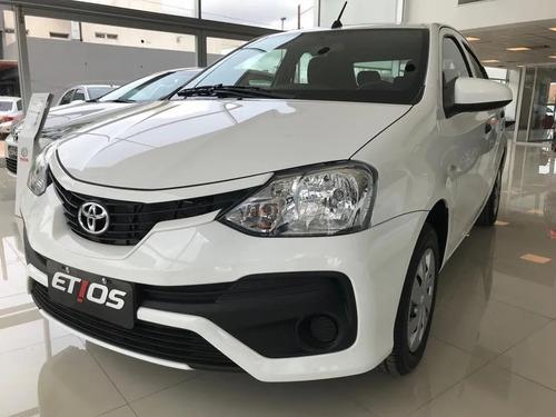Toyota Etios X 1.5 Manual Reserva Cupo Dpro