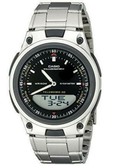 * O F E R T A * Relógio Casio Aw 80d 1avdf Masculino