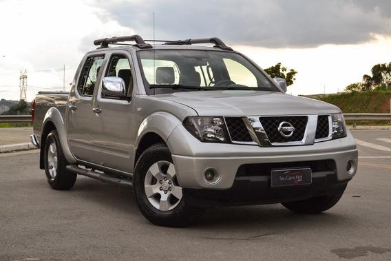 Nissan Frontier Sel 2.8t Diesel Aut. 4x4 - Ban. Couro - 2008