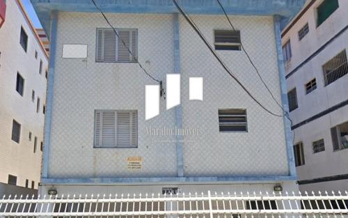 Apartamento 1 Dormitório Na Guilhermina Praia Grande Sp.