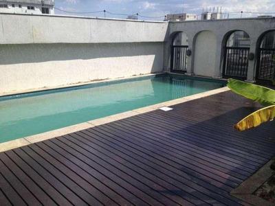 Cobertura Com 4 Dormitórios À Venda, 620 M² Por R$ 6.060.000 - Indianópolis - São Paulo/sp - Co0074