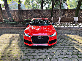Audi Serie Rs 4.0 7 Performance Tfsi Tiptronic At 2016