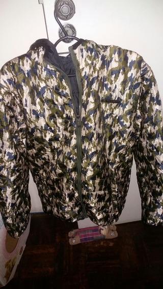 Casaco Jaqueta Masculina Inverno Polo Wear Camuflado Estampa