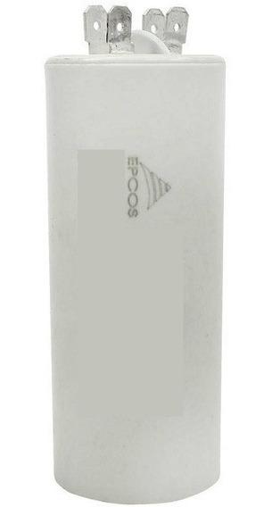Capacitor Permanente 45uf 440/450vca Faston Epcos