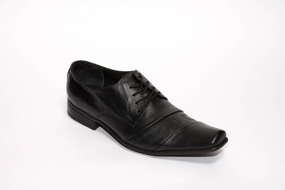 Zapatos Cuero Elegante