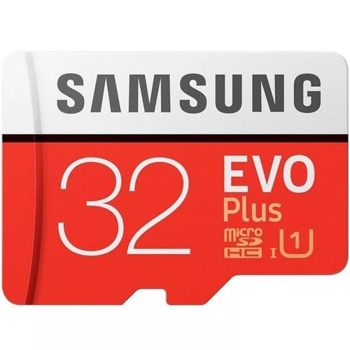 Cartão Micro Sd Samsung Evo Plus 32gb 95mb/s Leitura Butantã