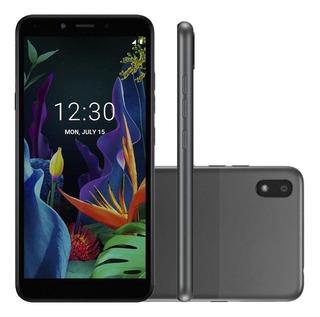 Smartphone Lg K8 Plus 5.45 16gb 8mp Lmx120bmw - Platina