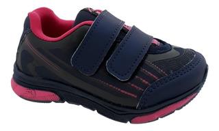 Tênis Infantil Escolar Menina Runner Guty 15059-1300